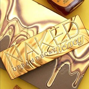 "💛New Urban Decay ""Honey@ Eyeshadow Palette💛"